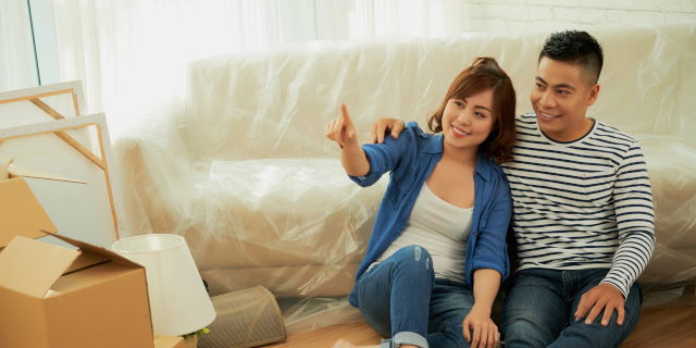 Cohabitation Agreement - Couple in New Home - Nash & Co Solicitors