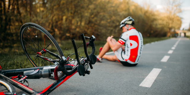 Cycling Accident - Sport Cyclist Accident - Nash & Co Solicitors
