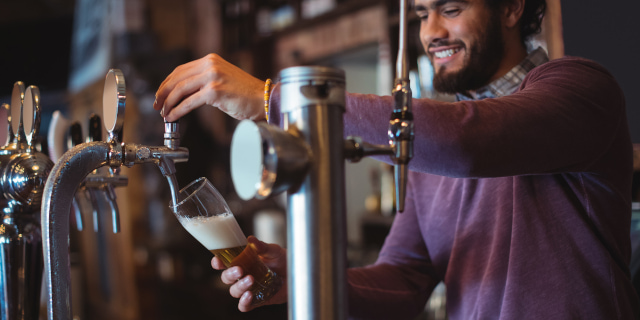 Lesiure and Tourism - Beer Tap - Nash & Co Solicitors