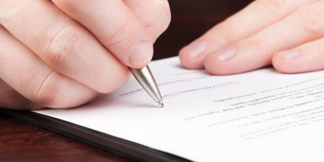 Restrictive Covenants - Person Signing Contract - Nash & Co Solicitors