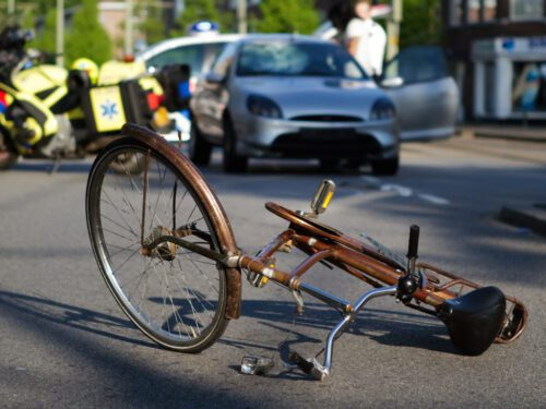 what do you do if you've had a bike accident
