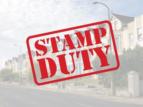 Stamp Duty payment holiday